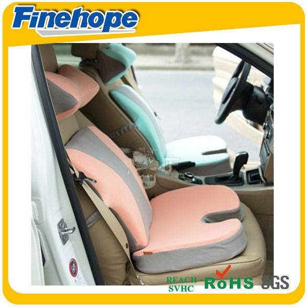 Memory Foam Car Seat Cushion PU Polyurethane Softy Durable Customize OEM Manufactuter
