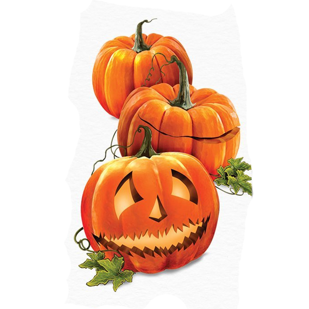 Hand carved artificial polyurethane pumpkins halloween foam pumpkin
