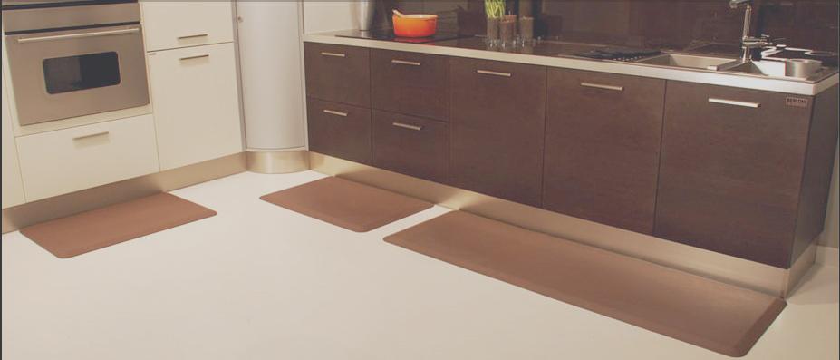 Stain Resistant Kitchen Custom Mats