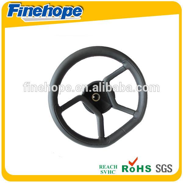 PU car parts bumper car steering wheel