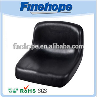 Forklift Operator PU Polyurethane Customize Forklift Truck Seating Cushion Spare Parts Manufacturer
