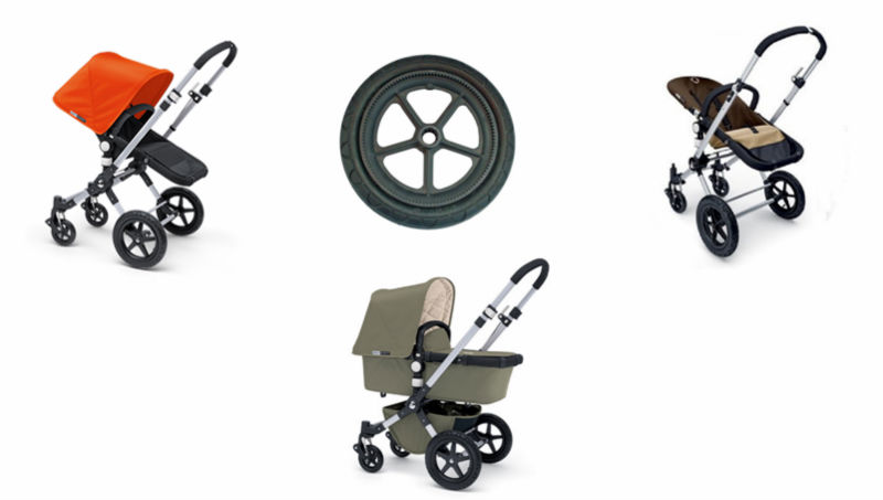 China custom baby stroller tyre