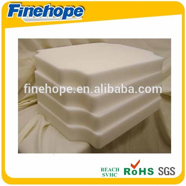Excellent compressive strength foam seat cushion
