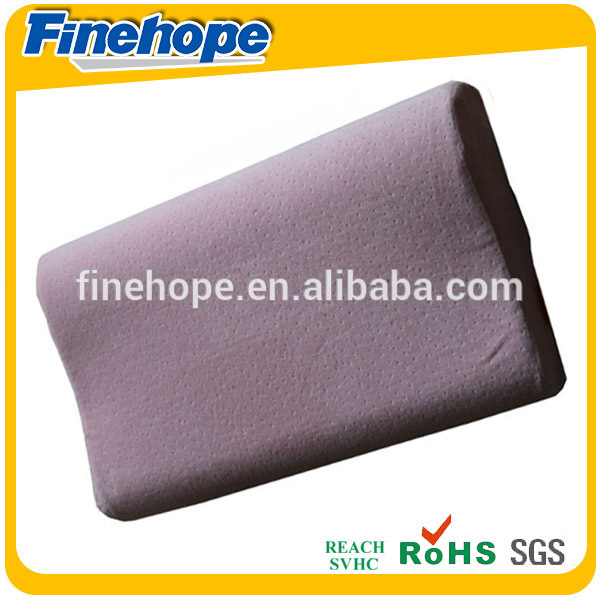 long shape polyurethane pillow