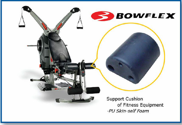 machine exercises weight machine exercises leg machine exercises PU Softy Durable Parts Accessories Customize OEM
