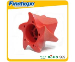 elastomer scraper,oil scraper,PU oil scraper blade,foam scraper