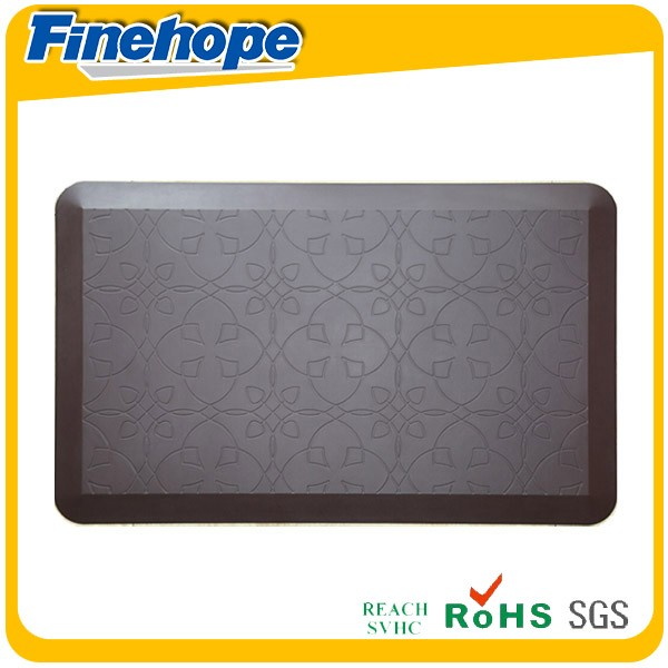 kitchen drying cushioned bath rubber mat