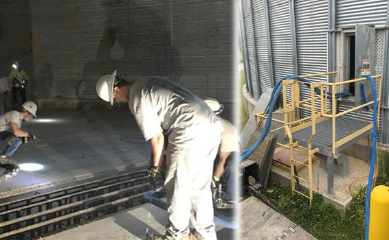 NCFIs Geotechnical Polyurethane Foam saved the day