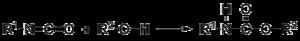 Generalized polyurethane reaction