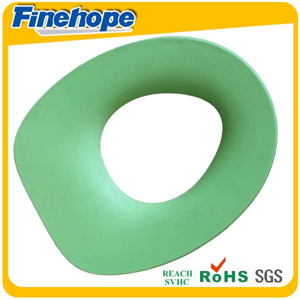 PU soft warm new style foam toilet seat