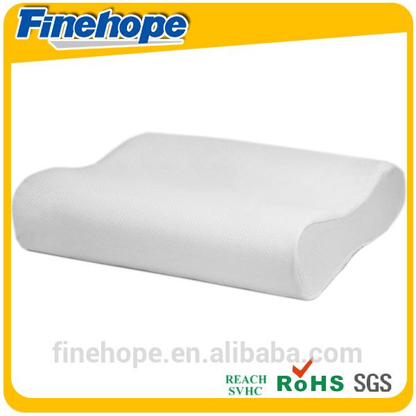 2014 Soft memory polyurethane foam hotel standard size pillow