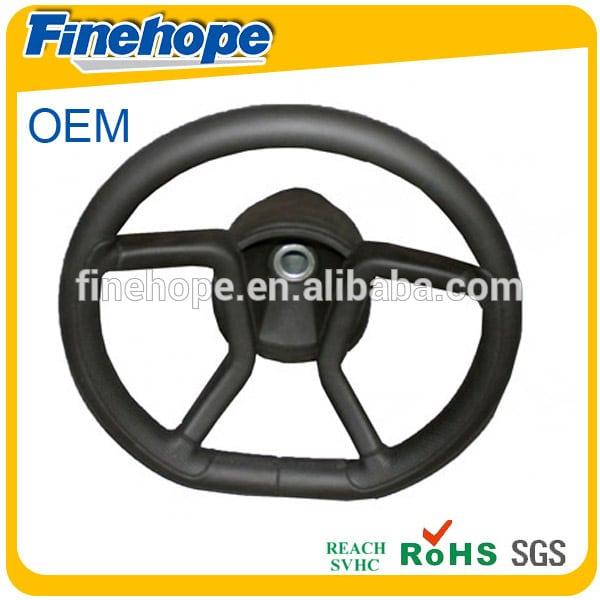high quality polyurethane auto steering wheel