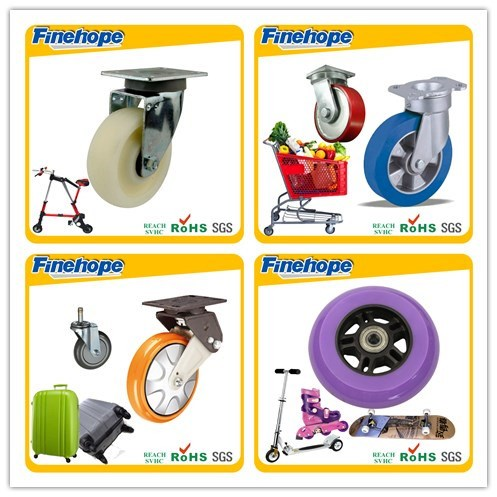 No smell competitive price carrier roller wheel