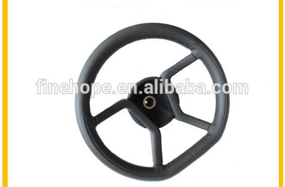 PU car parts bumper car steering wheel