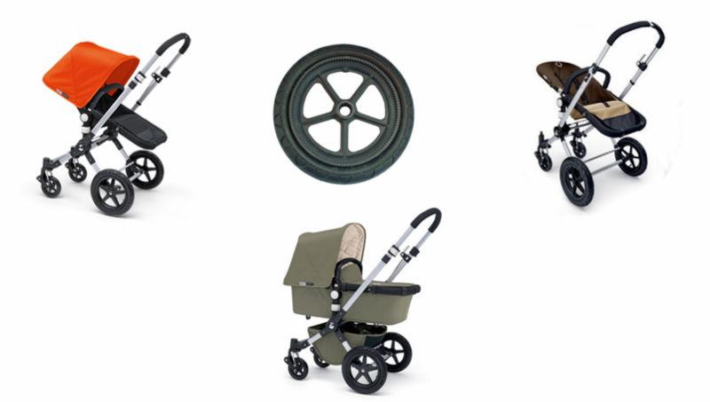 China custom baby stroller tyre
