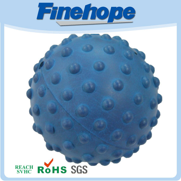 Good quality polyurethane exercise hand massage ball