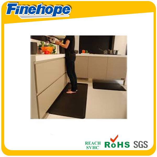 2015 Good quality anti slip PU Integral Skin Foam bathroom mat