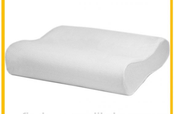 Soft memory polyurethane foam best memory foam travel neck pillow