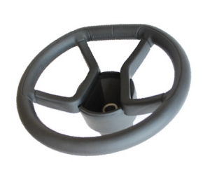 grassmower PU part, steering wheel PU self-skinning, Specializing in the PU production,  the crust of the steering wheel,  PU kart steering wheel,