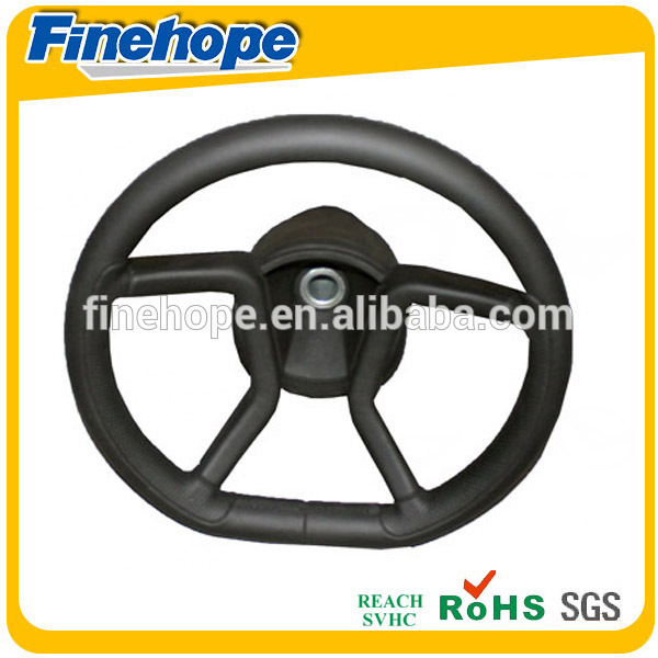 OEM polyurethane car steering wheel cover