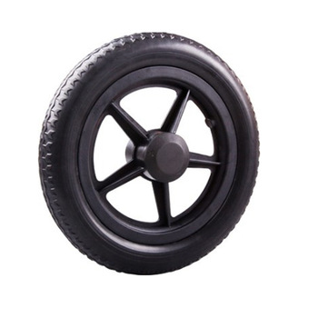 Good durable and harmless and environmental friendly small rubber wheels