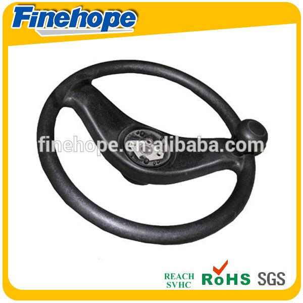 OEM factory production car steering wheel