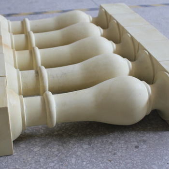PU custom Baluster OEM Manufacturer