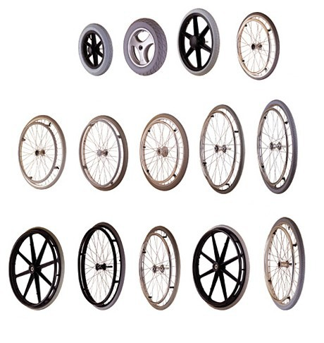 Anti-skidding Custom pu white wall tire