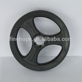 Solid Wheelbarrow Tires Non-pneumatic Flat-free PU Polyurethane Foam Solid Tires Tyres Wheels Customize Manufacturer