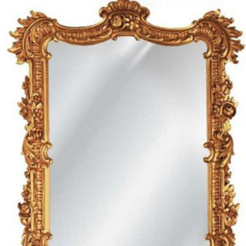 pu classical gold small antique photo frame sale