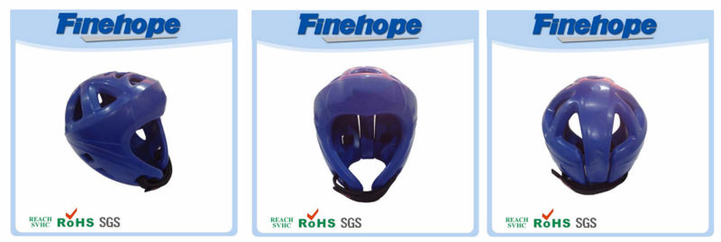 PU Polyurethane safety boxing helmet construction head guard