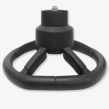 PU Durable Comfort car racing steering wheel