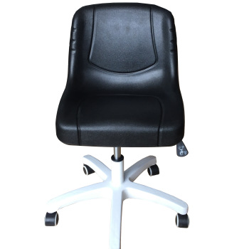 Adjustable ergonomic tail vertebra support office work chair
