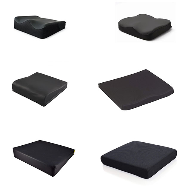 New Style memory pu  foam chair cushion adult seat cushion for relaxation or wheelchair
