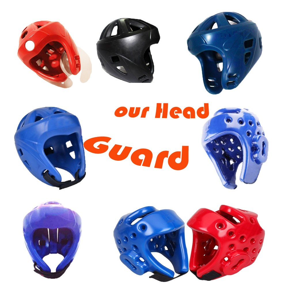 polyurethane Customize OEM Removable head gear &guard protector