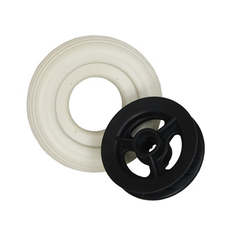 PU Polyurethane wheel for baby stroller