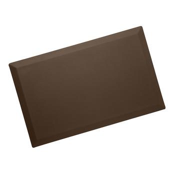 PU comfort kitchen floor mat, washable anti fatigue rubber mats