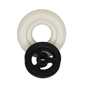 PU Polyurethane Eco-friendly PU Foam Baby Stroller Tyre