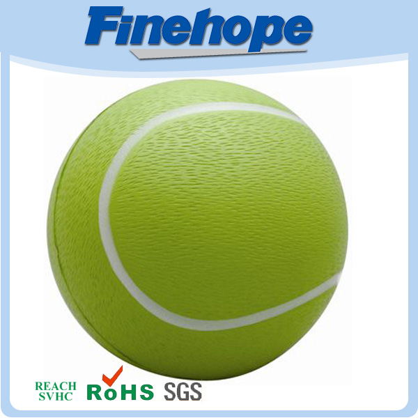 Promotional high resilience and soft pu soccer stress ball