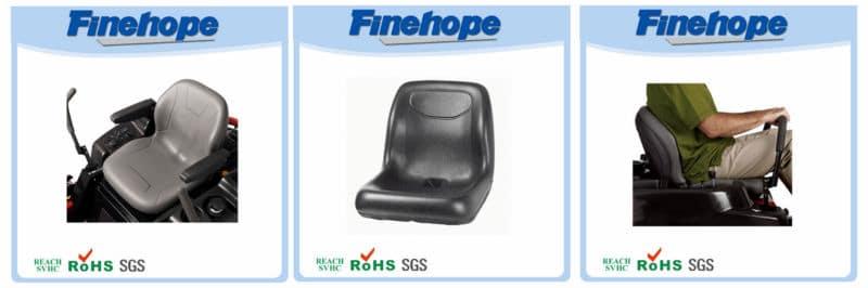 Waterproof Integral Skin Foam Agriculture Tractor Seat