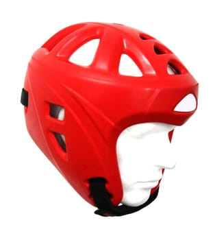 PU Polyurethane professional safety helmet for boxing